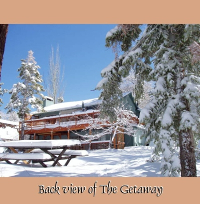 The Getaway  Ski Lodge  Image 11