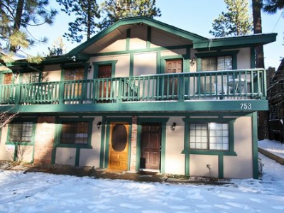 English antiques snow summit condo book online bear for Snow summit cabin