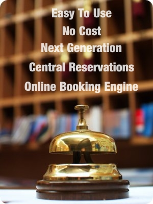 Easy To Use Next Generation Central Reservations & Online Booking Engine